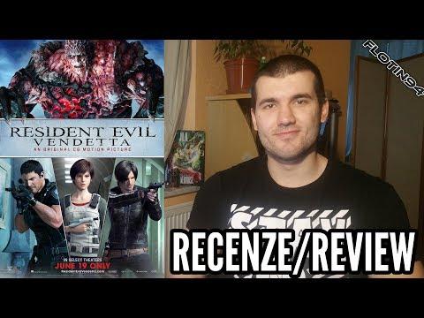 Resident Evil Vendetta RECENZE - REVIEW