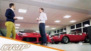 Ist ein Ferrari ein gutes Investment? | Hamid Mossadegh | GRIP