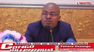 CONFERENCE DE PRESSE DE THIMOTE LENOIR ALOBI AZA NA SOMO YA FATSHI NA MOISE KATUMBI TE .