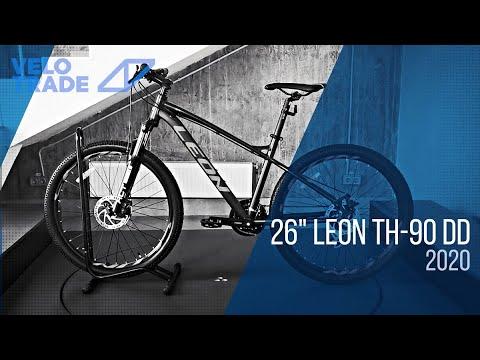 """Велосипед 26"""" Leon HT-90 2020: video"""