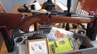CZ550 .270 Win review-scope selecton, weight reduction and range time