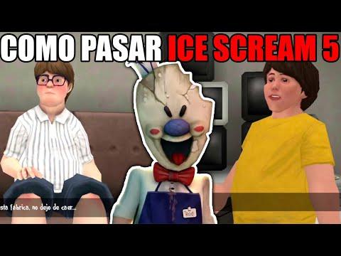 COMO PASAR ICE SCREAM 5   LasCosasDeMikel