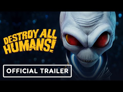 Destroy All Humans! - Official Midweek Madness Trailer