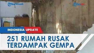 Kerusakan Gempa Malang Akibatkan 10 Kecamatan Rusak Parah, Sebanyak 251 Rumah Terdampak