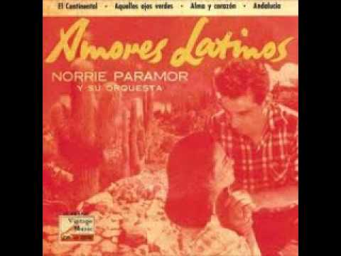 norrie paramor - the continental