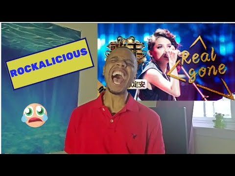 KZ Tandingan - Real Gone [Singer 2018] [Reaction]😲😲