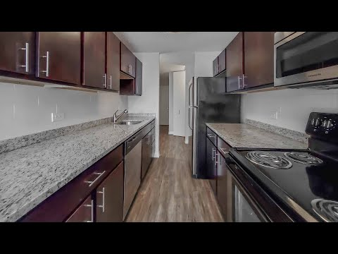 A River North / Gold Coast E-plan 1-bedroom at Chestnut Place