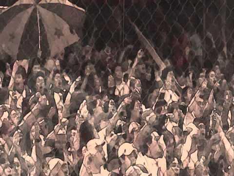 """LDU 5 - Olmedo 0 Hinchada"" Barra: Muerte Blanca • Club: LDU"