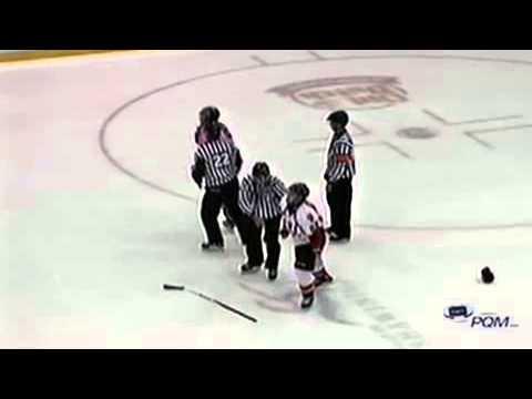 Lukas Pozgay vs. Charles Poulin