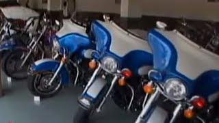 Kris TV: Sultan of Johor shows Kris his motorcycle, car collection