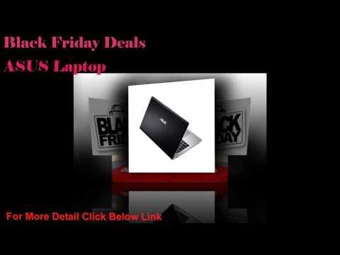 Black Friday ASUS Laptop Black Friday Deals On Sale 2012