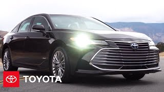 YouTube Video ssBv070xh_0 for Product Toyota Avalon Sedan (5th gen XX50) by Company Toyota Motor in Industry Cars