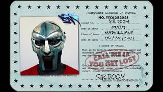 if MF DOOM was on SIR BAUDELAIRE