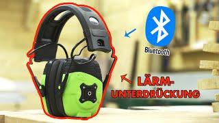 Hightech im Gehörschutz - Noisecanceling und Bluetooth im Vergleich