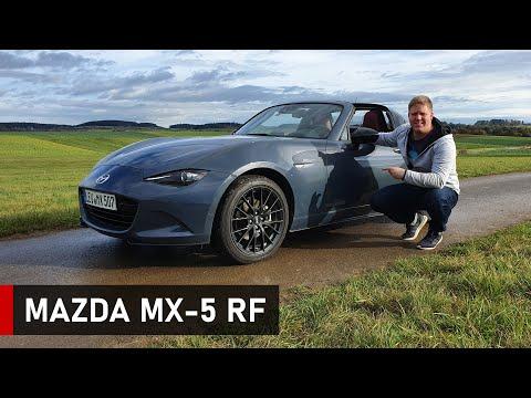 Mehr Spaß für den Preis geht nicht? 2020 Mazda MX-5 RF - Review, Fahrbericht, Test