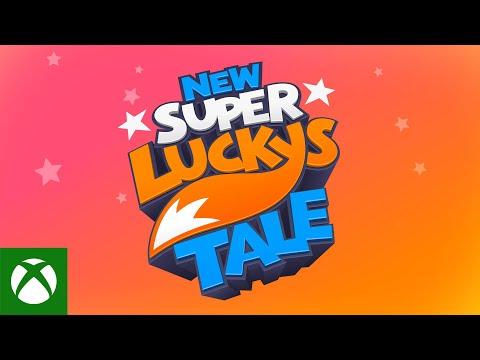 Trailer de New Super Lucky's Tale