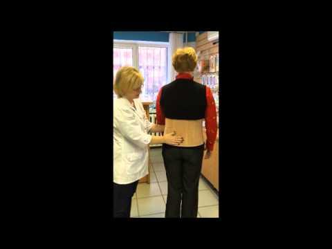 Сколиоз позвоночника рентгенограммы п