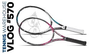2c526c468b46 ... Sneak Peek of new Dunlop Srixon Racquets -- VLOG  570 ...