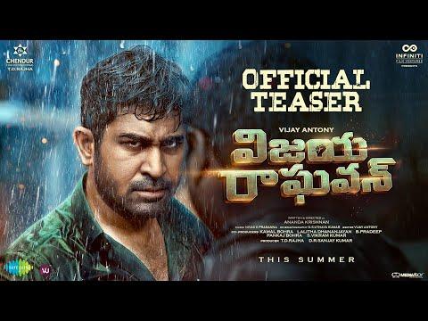 Vijaya Raghavan - Telugu Teaser