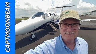Flying Two Cessna Citation