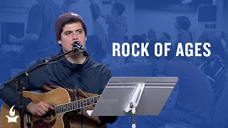 Rock of Ages -- The Prayer Room Live Moment