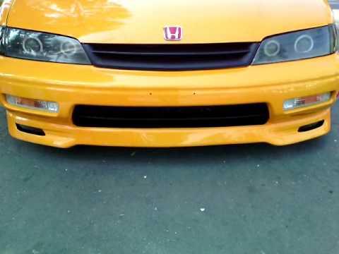 Modifikasi Mobil Sedan Honda Accord Lama Galeri Mobil