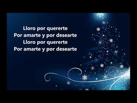 """Cariñito Los Hispanos Rodolfo Aicardi""""Letra"""""""