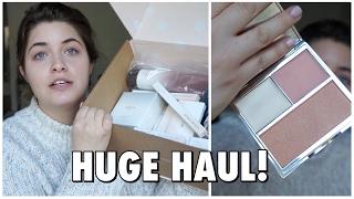 HUGE Honest Beauty Haul | Unboxing