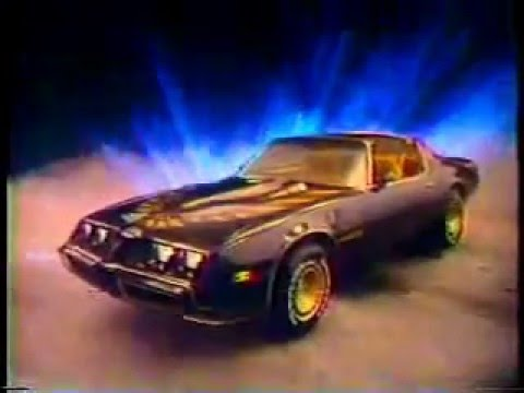 Pontiac Commercial for Pontiac Firebird Trans Am (1980) (Television Commercial)