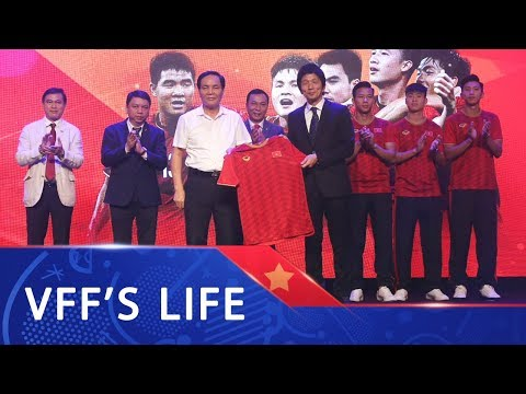 Sony tiếp tục là nhà tài trợ của các Đội tuyển bóng đá Quốc gia Việt Nam