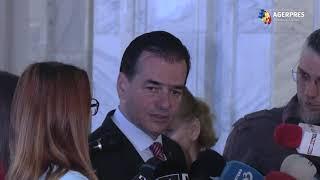 Orban s-a întâlnit cu guvernatorul BNR; discuţiile au vizat situaţia economică