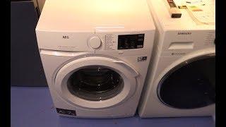 AEG LAVAMAT L6FB50470 Waschmaschine / A+++ / 1400 UpM - Test