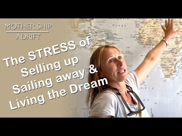 06: The STRESS of Selling up to Sail away and Live the Dream - Yacht Survey and Sea Trial