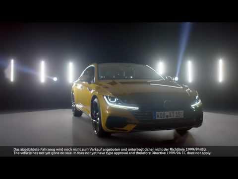 Volkswagen  Arteon Лифтбек класса E - рекламное видео 2