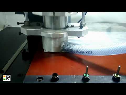 1-spindle PCB Drilling Machine -UNO Drill Automatic Tool Change