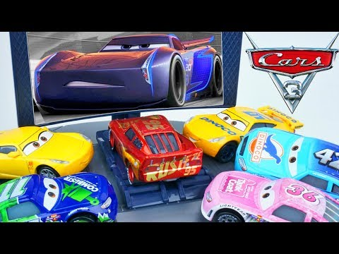 mp4 Cars 3 Racers Toys, download Cars 3 Racers Toys video klip Cars 3 Racers Toys