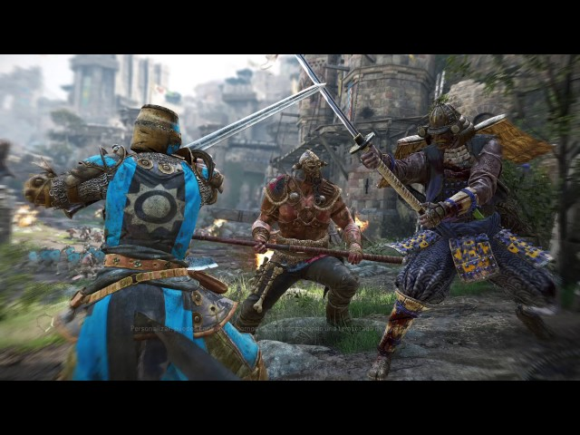 For Honor: primera hora y media del modo historia