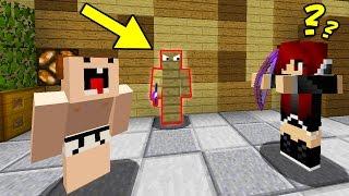 KHÔNG AI NGỜ MÌNH LÀ KẺ GIẾT NGƯỜI?? (Minecraft Troll Kẻ Giết Người)