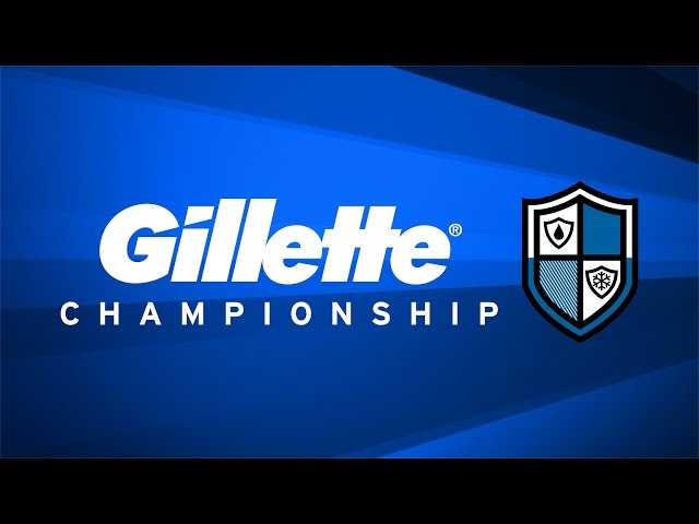 The Gillette Championship at the Gfinity Arena!