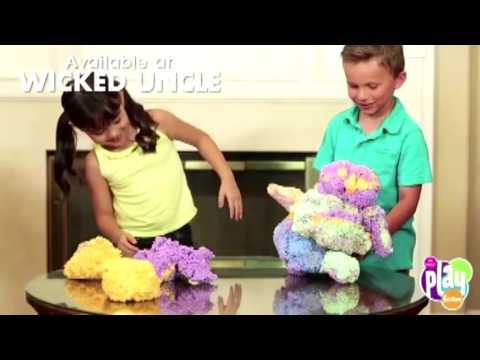 Youtube Video for Play Foam 20 Pack - No Mess Fun!
