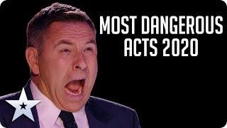 Most Dangerous Acts 2020 | BGT 2020