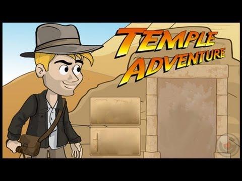 Vídeo do Templo Aventura Jogos Legais
