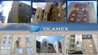 Mycie elewacji Olanex