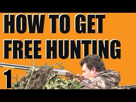 How to get free hunting  – Part 1