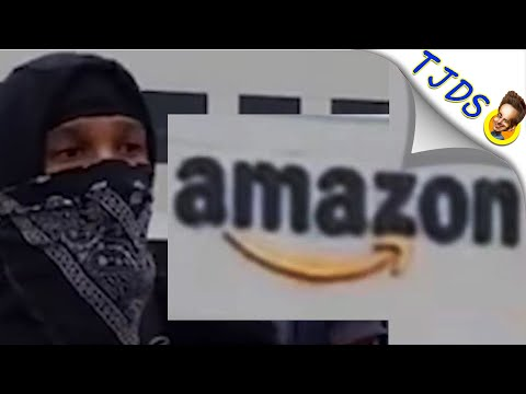 Fired Amazon strike leader Chris Smalls has Powerful message about what's going on with Amazon.