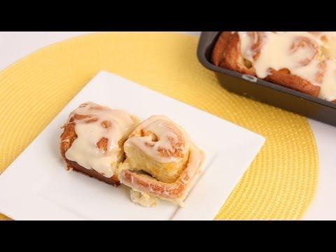 Orange Rolls Recipe – Laura Vitale – Laura in the Kitchen Episode 740