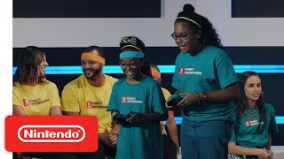 DKC Tropical Freeze & Mario Tennis Aces | Ep. 4: 3rd Challenge | Nintendo Switch Family Showdown