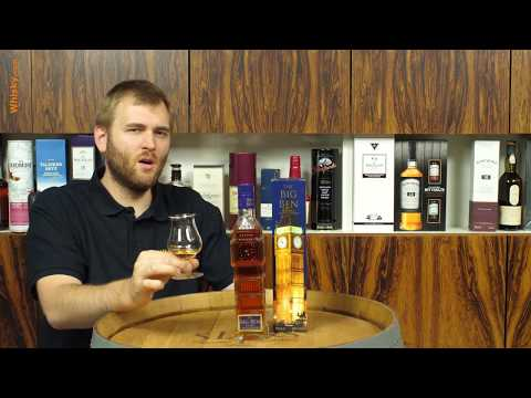 Whisky Review/Tasting: Big Ben Special Reserve