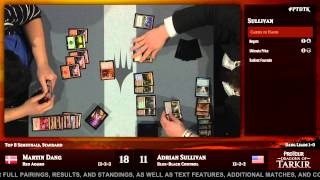 Pro Tour Dragons of Tarkir Semifinals (Standard): Adrian Sullivan vs. Martin Dang