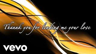 Westlife - Thank You (With Lyrics)